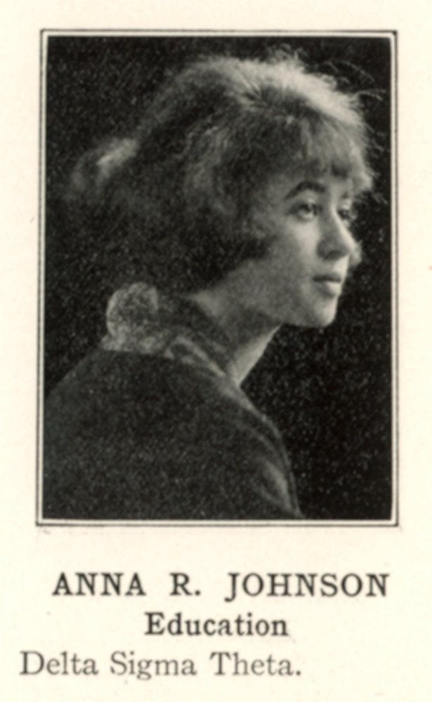 Anna Roselle Johnson (Julian), 1923