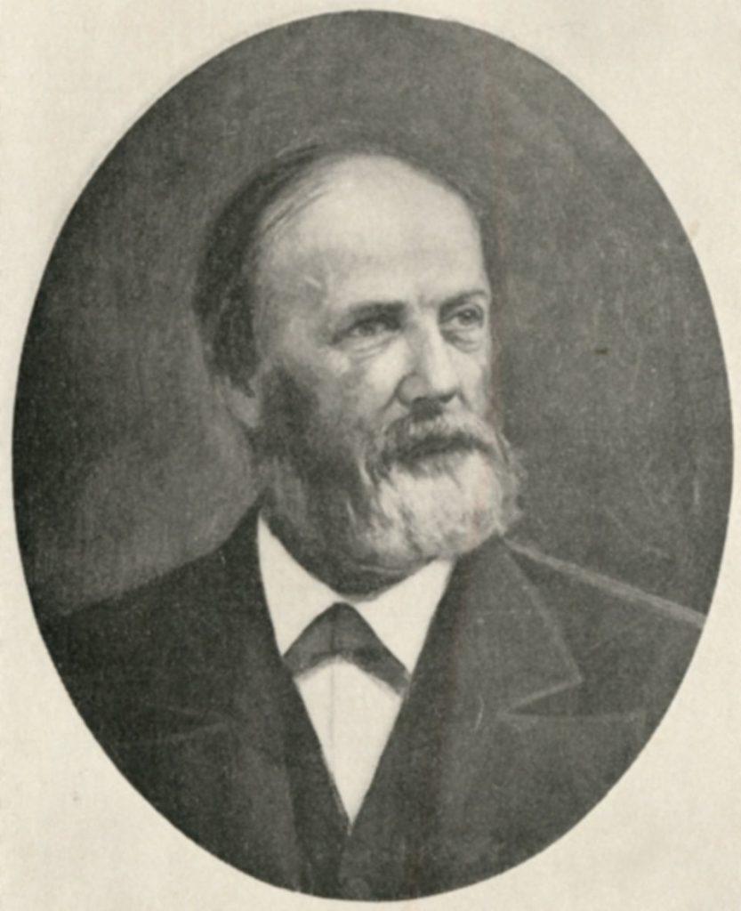 Charles Christian Schaeffer, c. 1875
