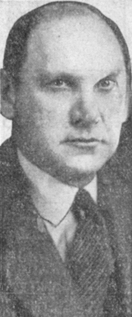 Charles Zeller Klauder, c. 1935