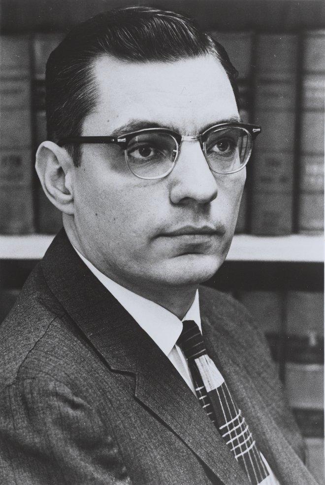 Curtis Randall Reitz, 1970