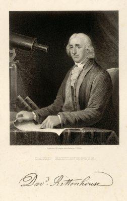 David Rittenhouse, c. 1780