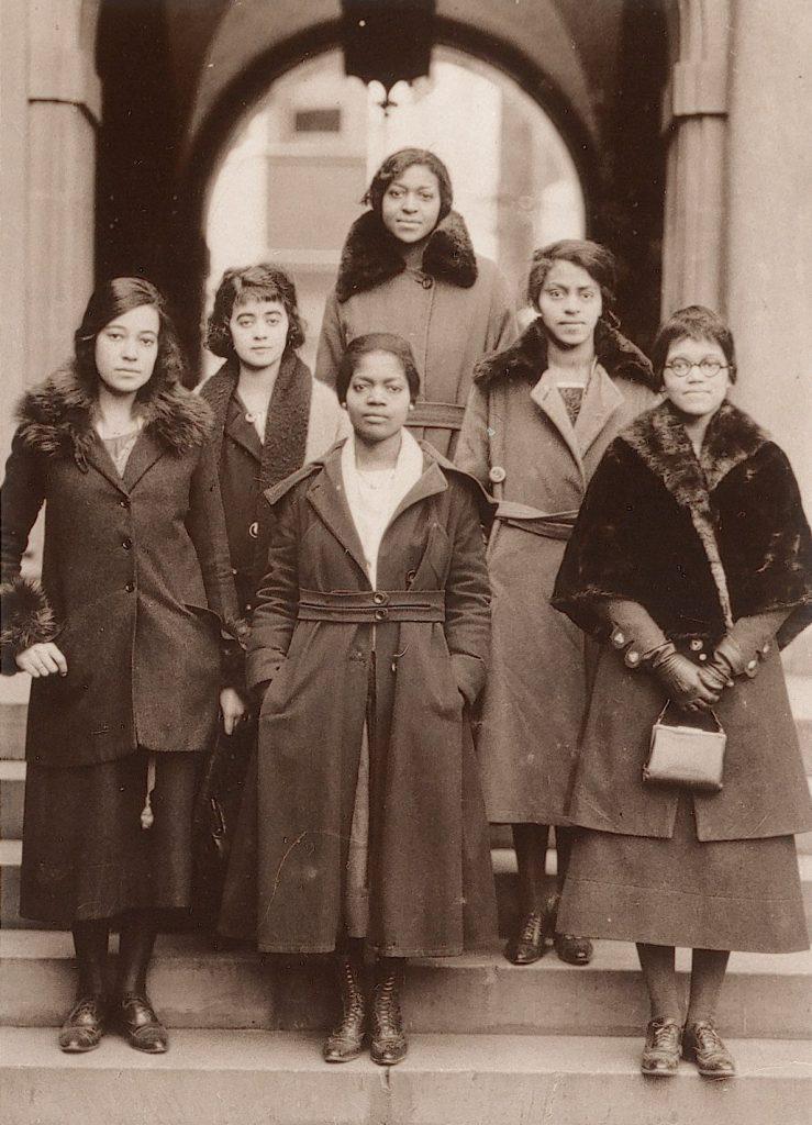 Delta Sigma Theta sorority, 1921