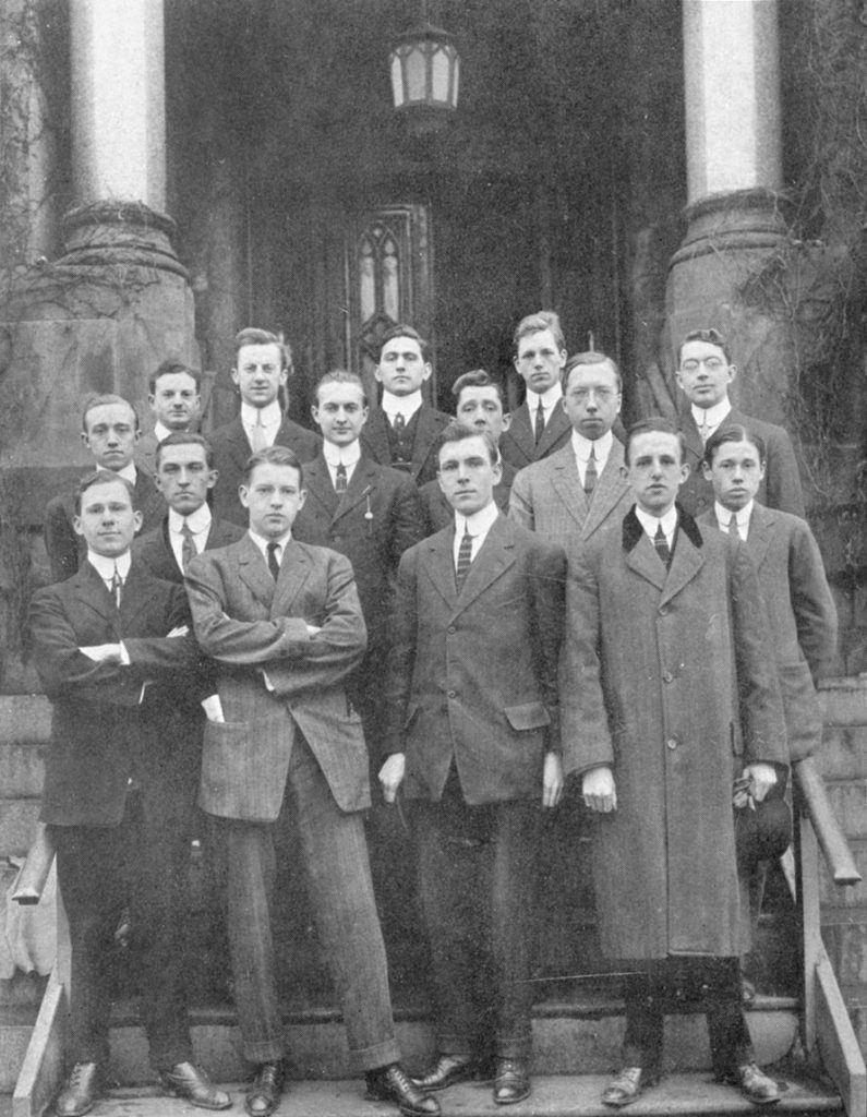 Deutscher Verein (German Society), 1911