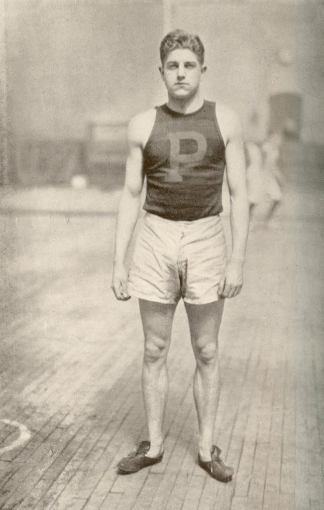 Donald Fithian Lippincott, 1915
