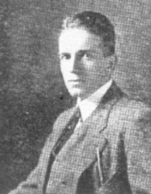 Donald Morris Kirkpatrick, c. 1920
