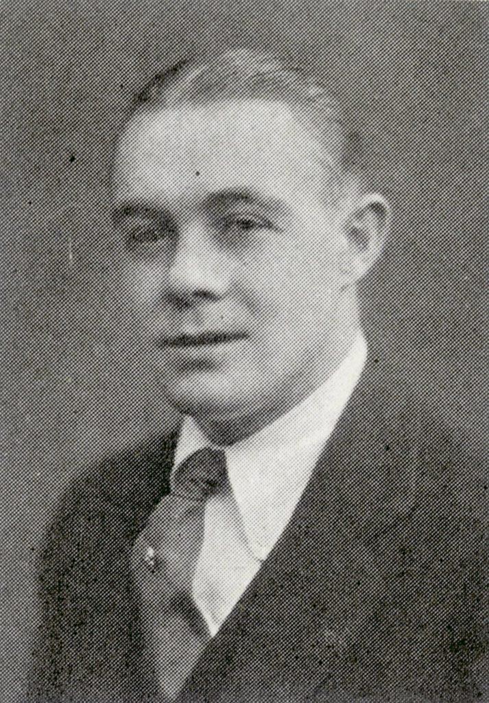 Earl William Eby, 1921