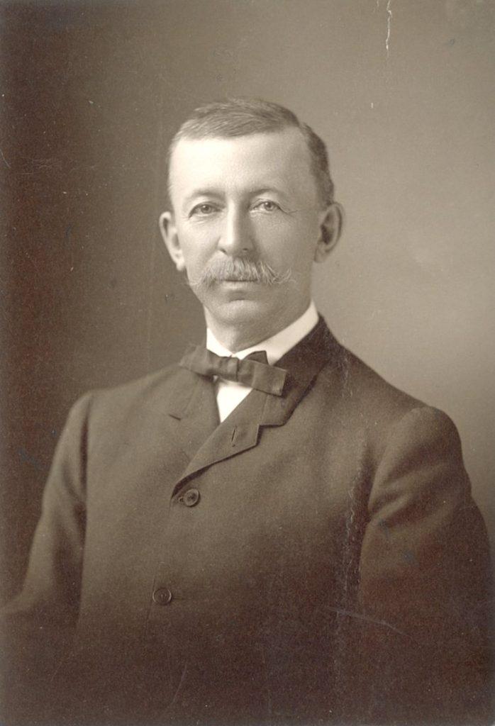 Edgar Fahs Smith, c. 1890