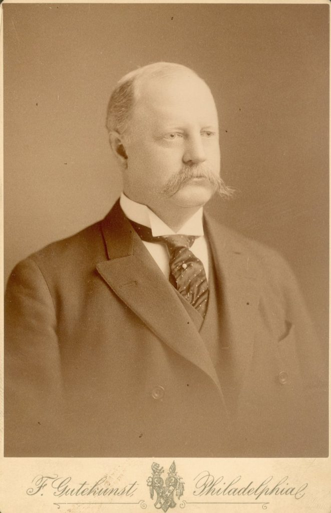 Effingham Buckley Morris, c. 1900