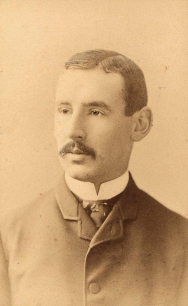 Emlyn Lamar Stewardson, c. 1890