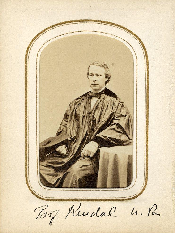 Ezra Otis Kendall, c. 1862