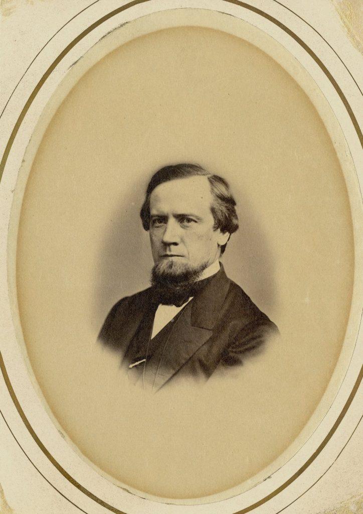 Francis Gurney Smith, c. 1860