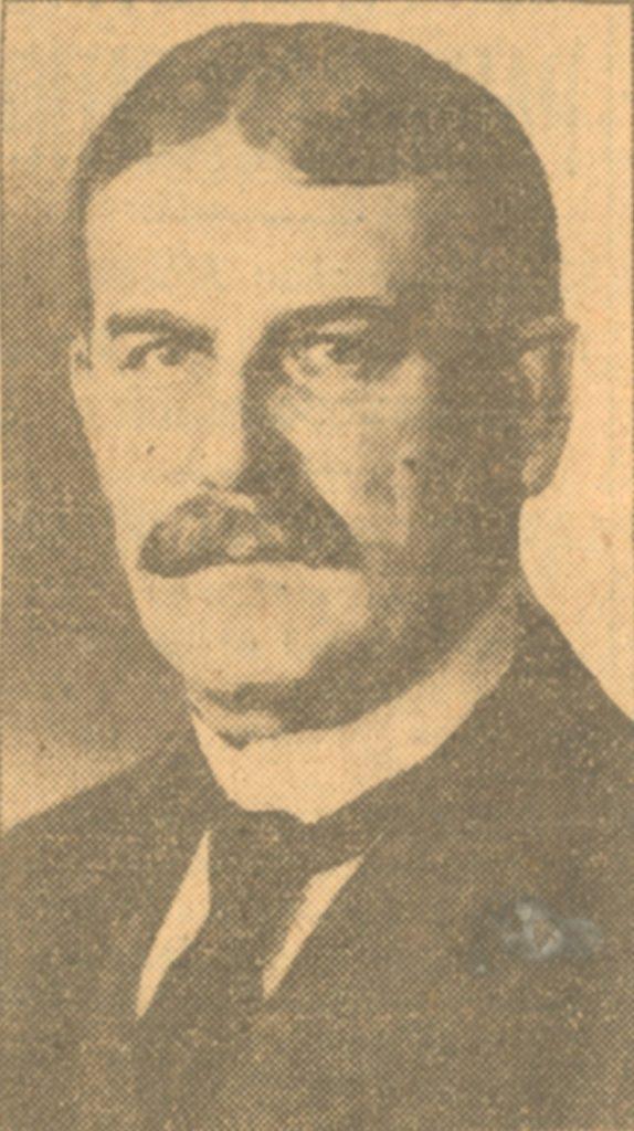 Francis Innes Gowen, c. 1910