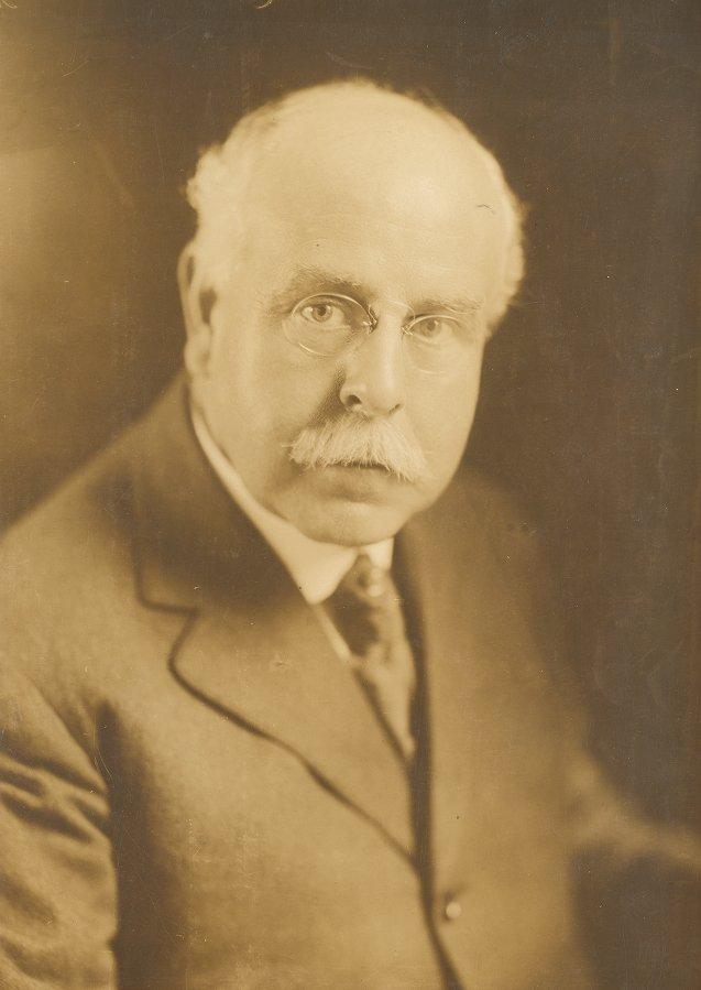 Frank Miles Day, c. 1915