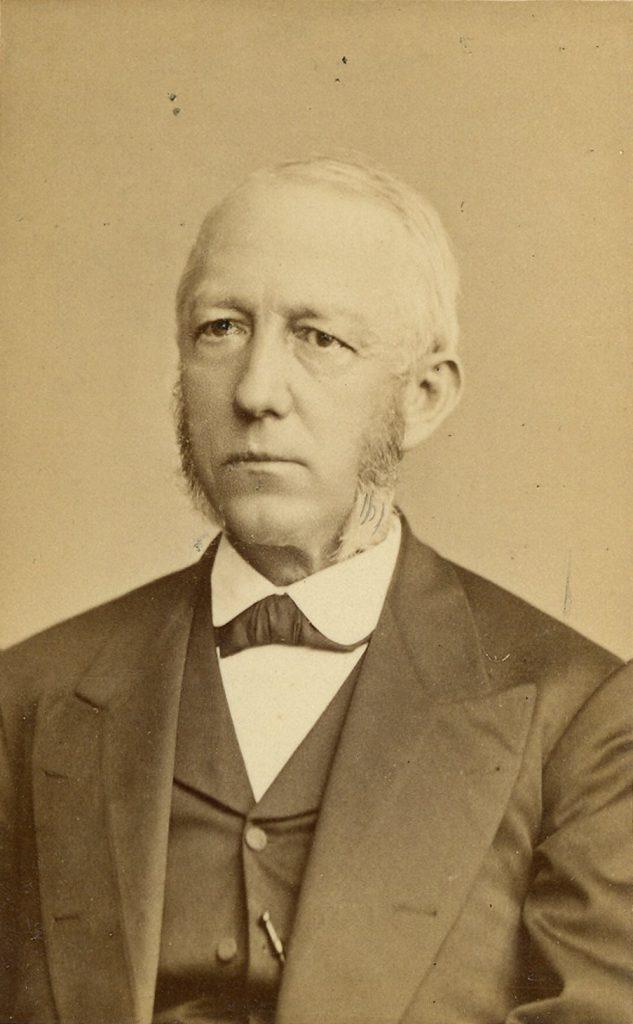 Frederick Augustus Muhlenberg, c. 1870