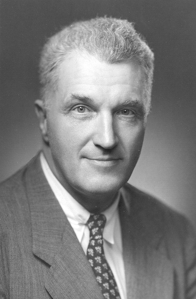 Gaylord Probasco Harnwell, c. 1955