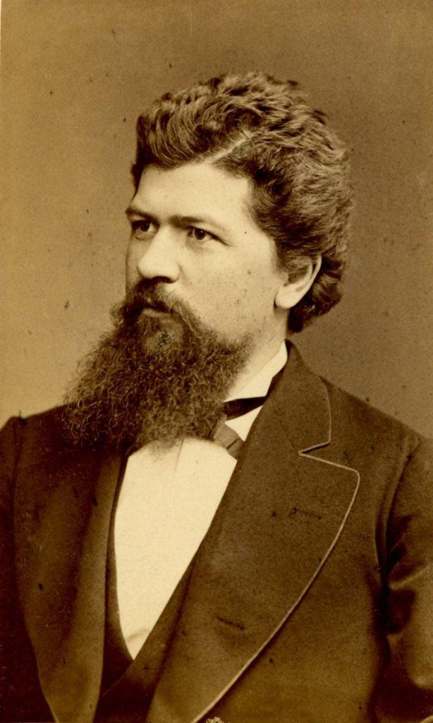 George Augustus Koenig, c. 1890