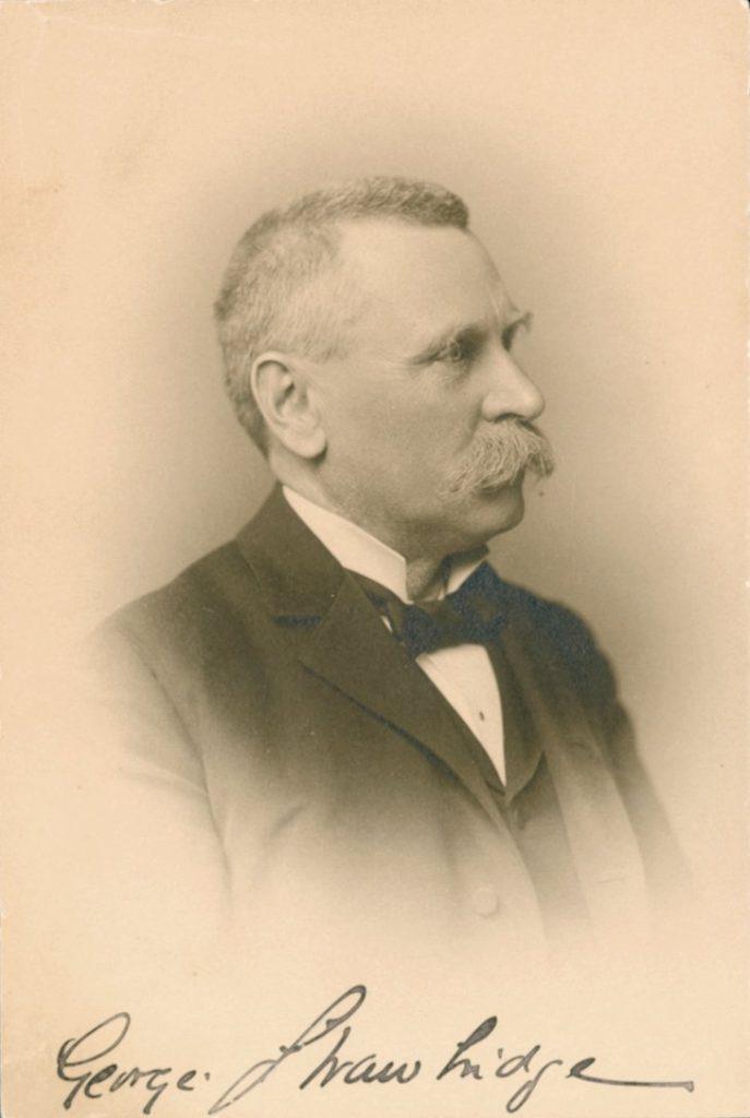George Strawbridge, c. 1890