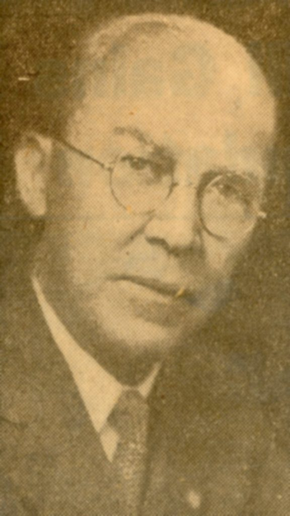 Harvey Fetterhoff Smith, c. 1930