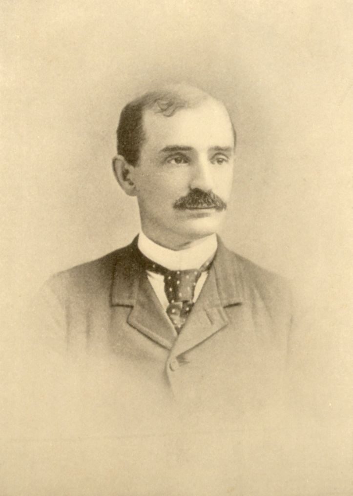 Henry Reed, c. 1890