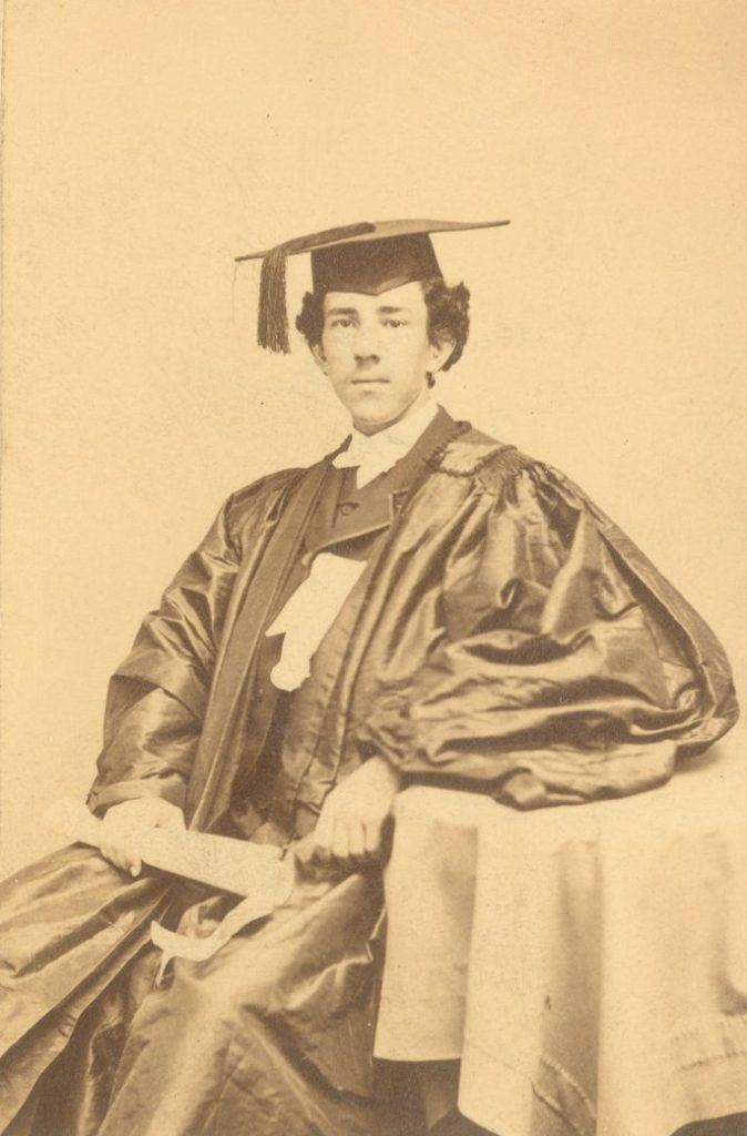 Horace Magee, 1865