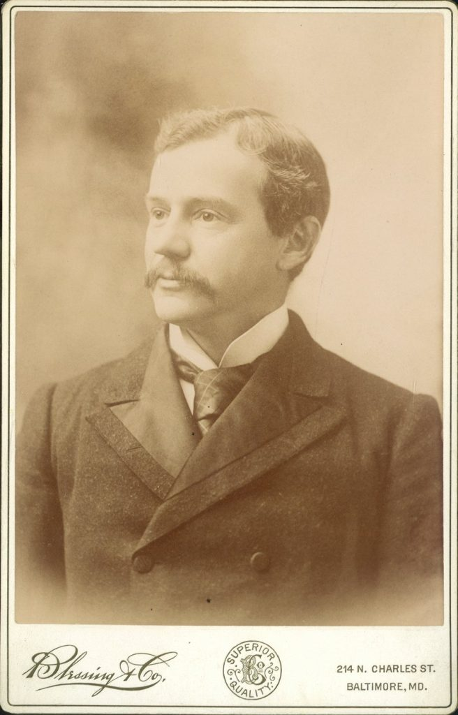 Howard Atwood Kelly, c. 1887
