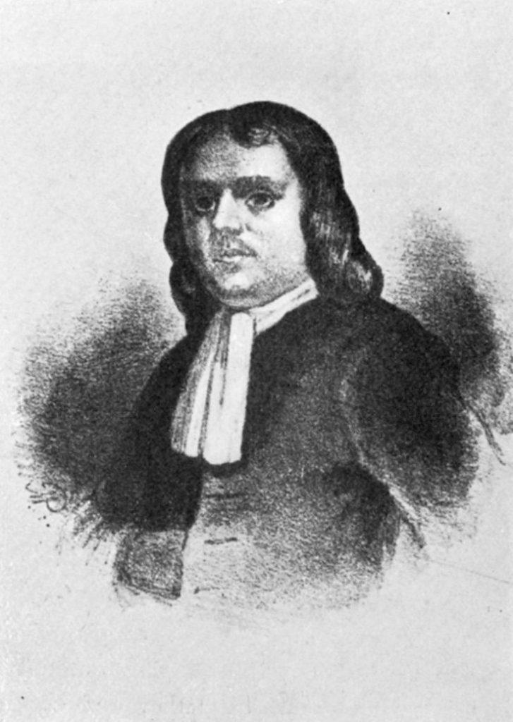 Isaac Norris, c. 1750
