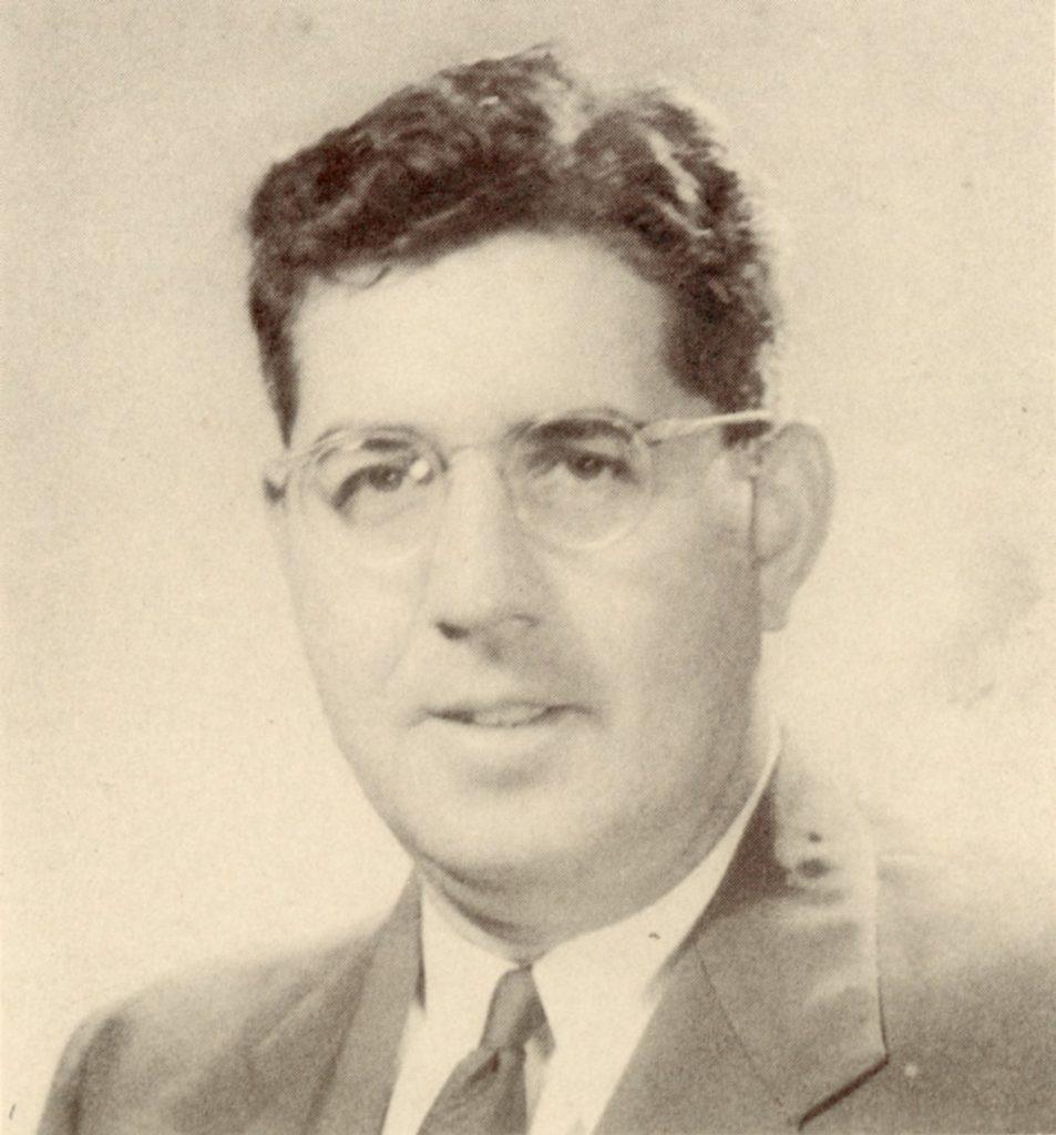 Jack C. Medica, 1953