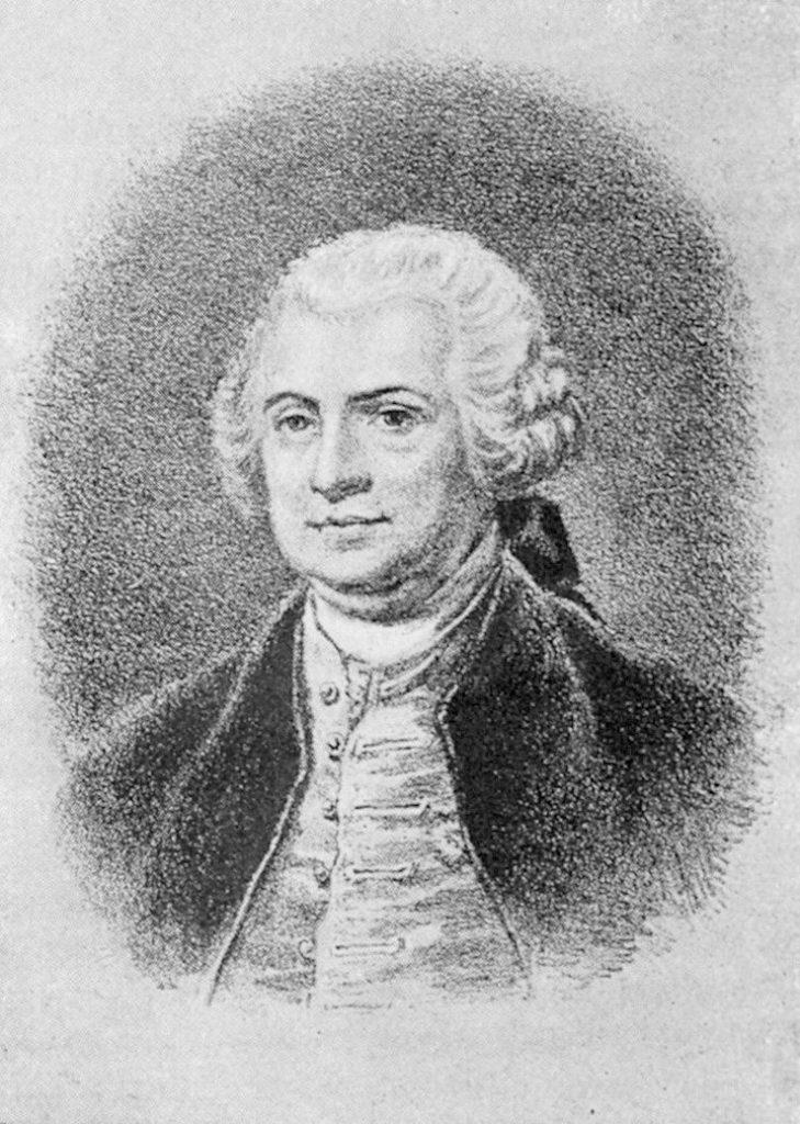 James Hamilton, c. 1770