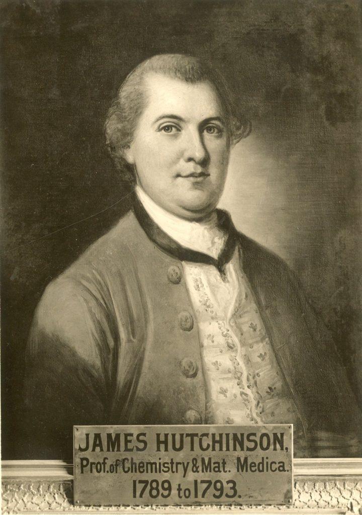 James Hutchinson, c. 1790