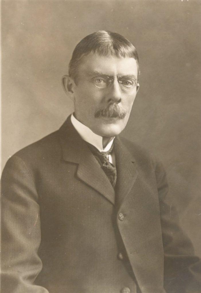 James Tyson, c. 1910