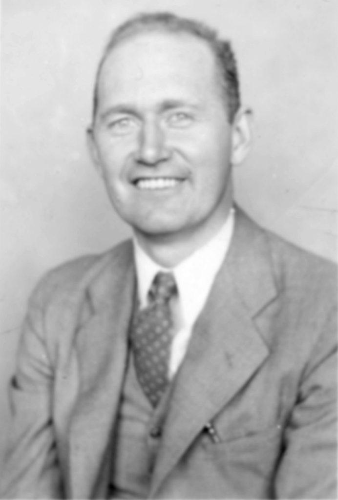 Jesse Langford Montgomery, 1941