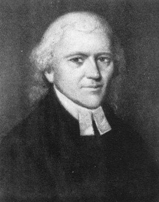 John Christopher Kunze, c. 1790