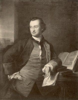 John Morgan, c. 1780
