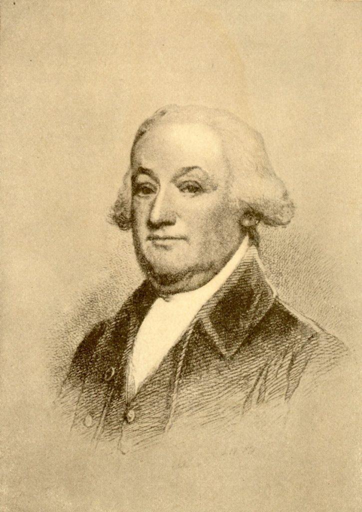 John Nixon, c. 1780