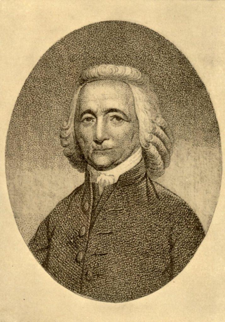 John Redman, c. 1790