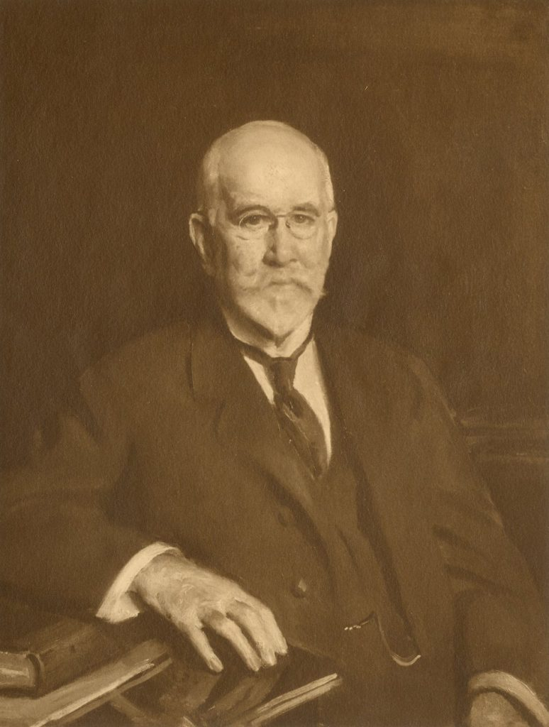 John Thompson Lewis, 1923
