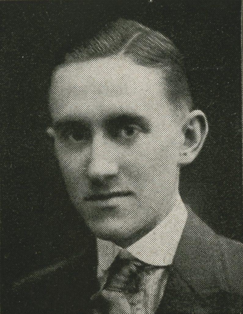 John Valentine Lovitt, 1920