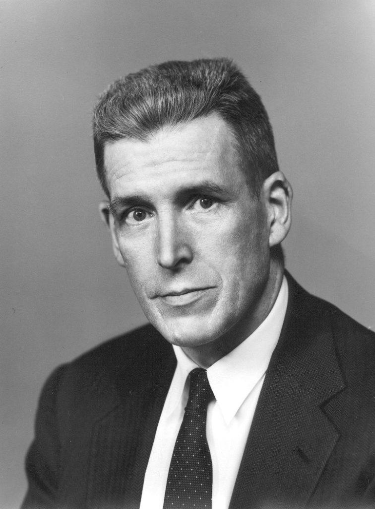 Jonathan Evans Rhoads, c. 1960