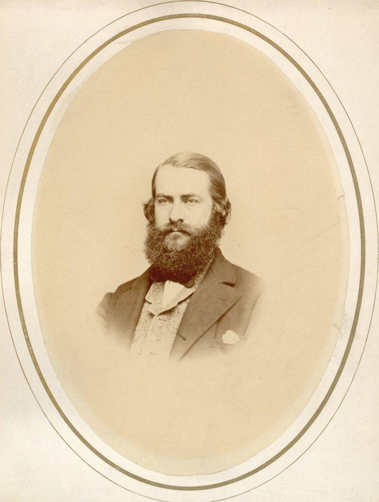 Joseph Leidy, c. 1870