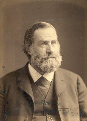 Joseph Leidy, c. 1880
