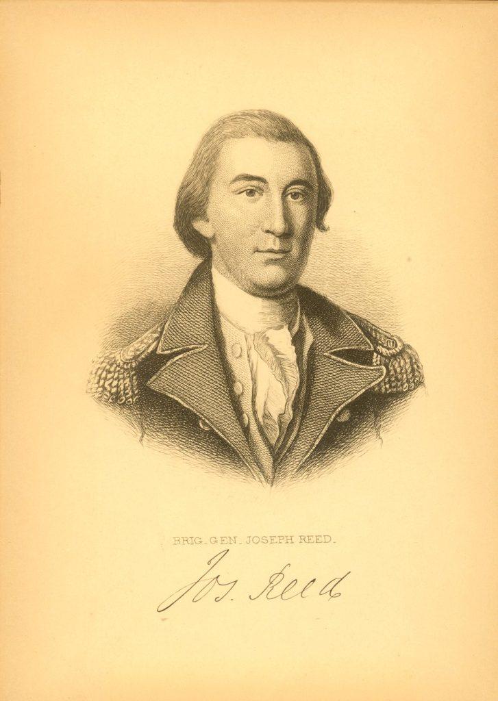 Joseph Reed, c. 1785