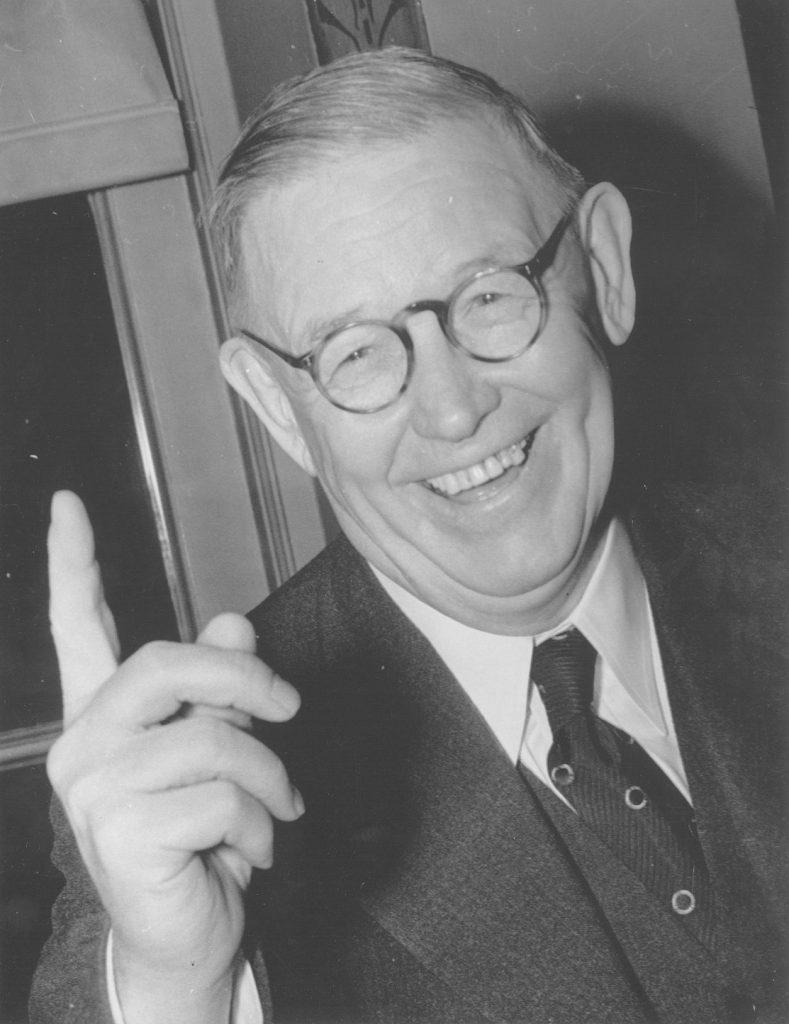 Josiah Calvin McCracken, c. 1935