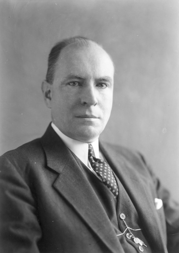 Karl William Henry Scholz, c. 1920