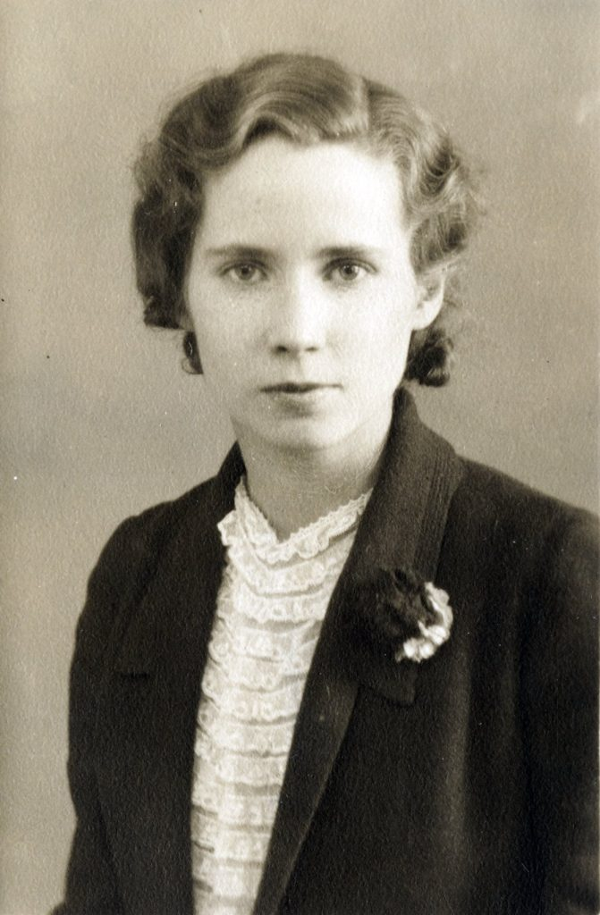 Laura Ruth Murray Klein, 1933