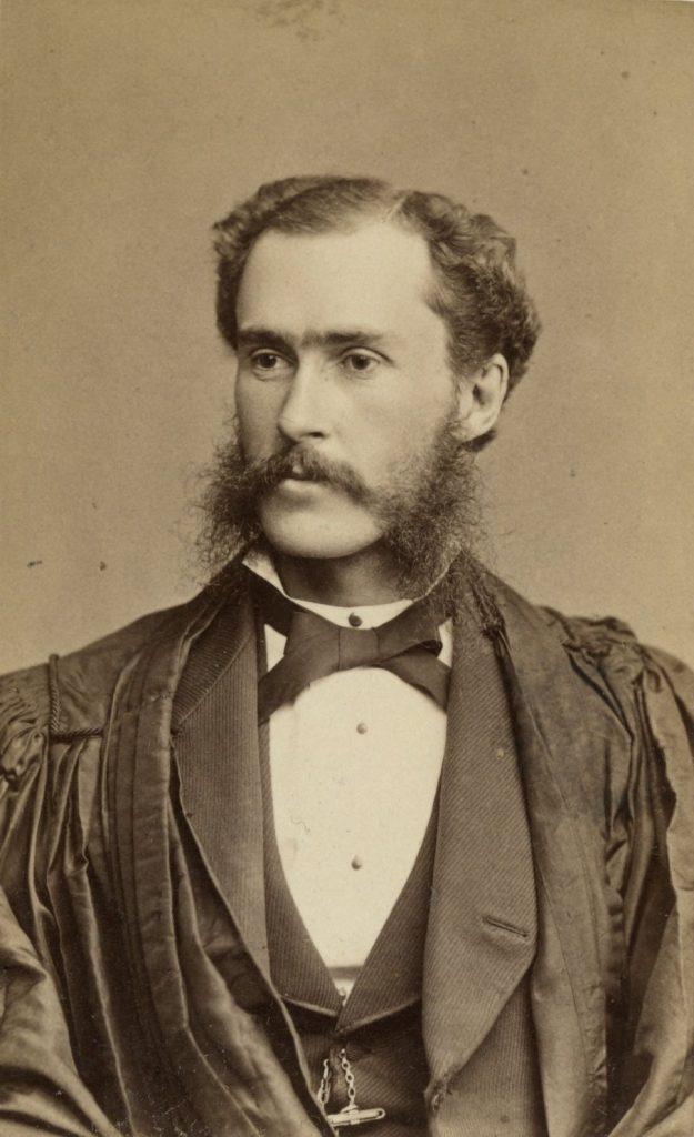 Lewis Muhlenberg Haupt, c. 1880