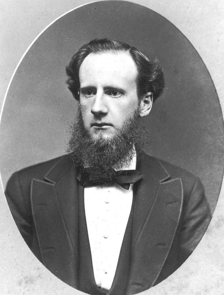 Louis Adolphus Duhring, c. 1867