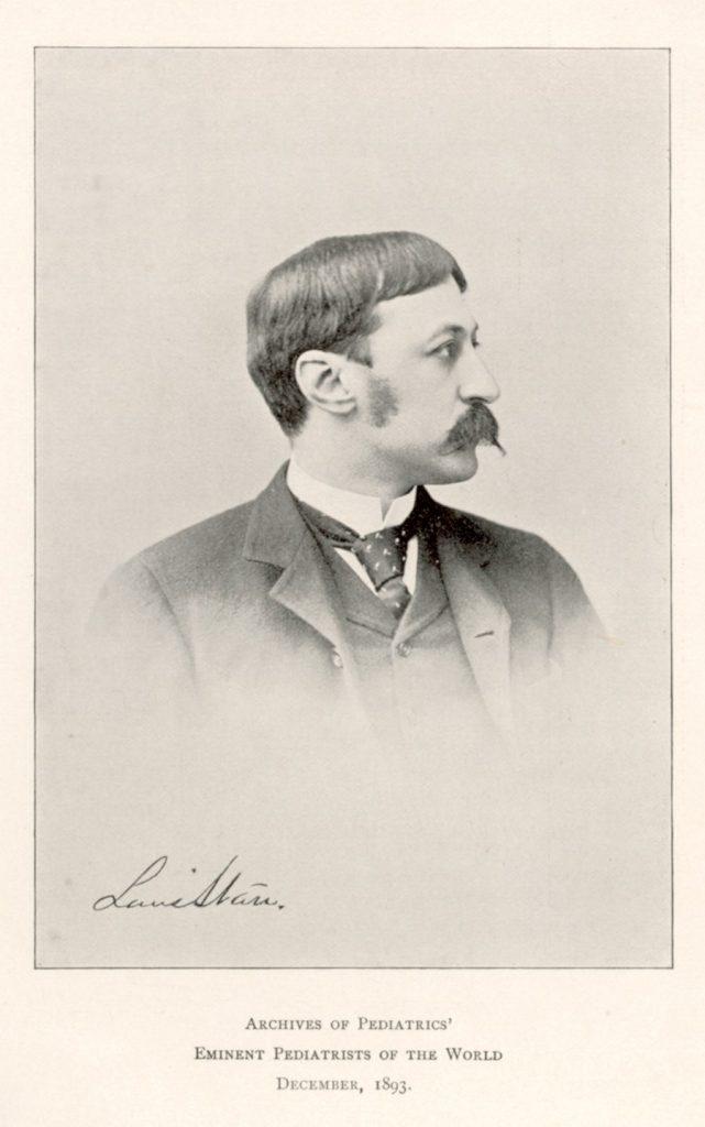 Louis Starr, c. 1890