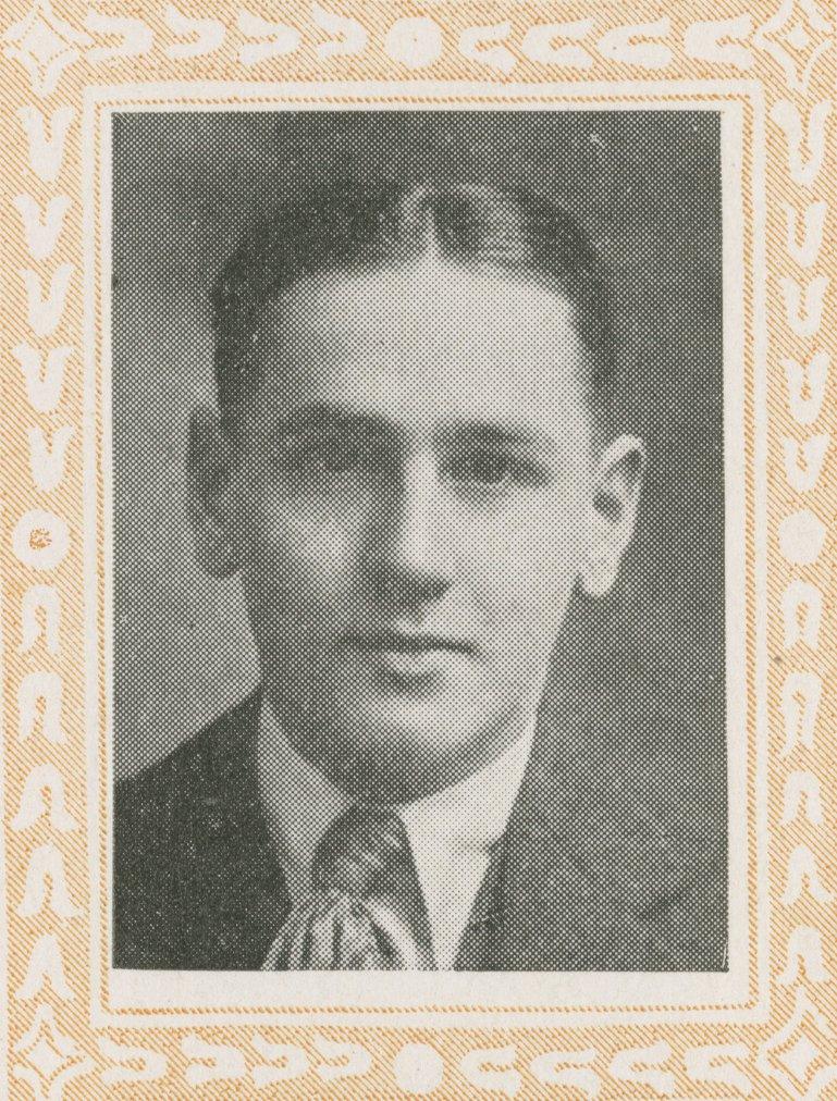 Matthias Adam Shaaber, 1918