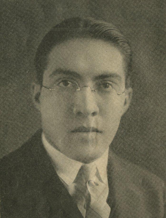 Milton Charles Nahm, 1926