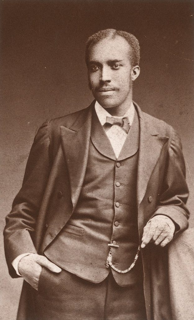 Nathan Francis Mossell, c. 1882